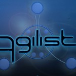 Logo Type by Aric C. Harris. Background treatment provided by Agiliste Dev Team.