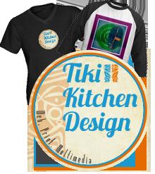 TikiKitchen Merchandise